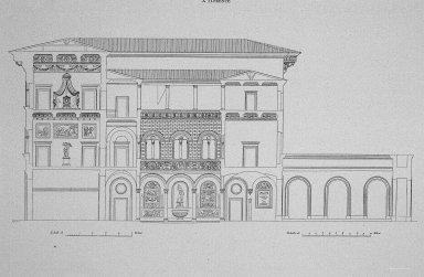 Architecture Toscane