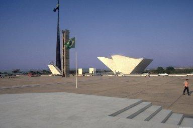 Plaza of the Three Powers