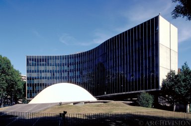 French Communist Party Headquarters
