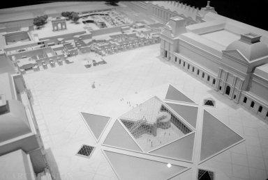 Pei's Pyramids