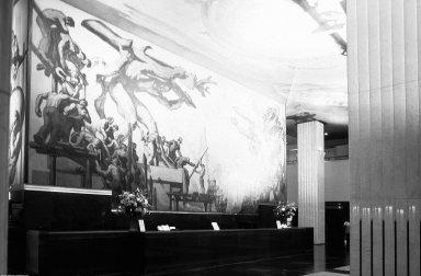 RCA Building Murals (by Sert and Brangwyn)