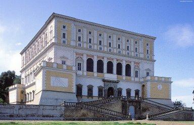 Villa Farnese, Caprarola