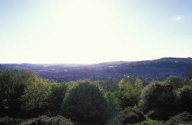 Bath: Topographic Views