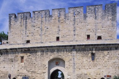 Aigues-Mortes: Topographic Views