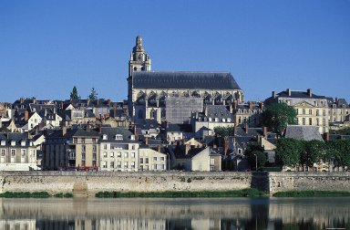 Town of Blois: Topographic Views
