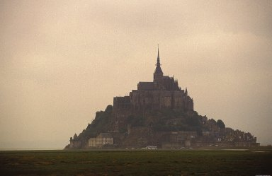 Mont-Saint-Michel Abbey