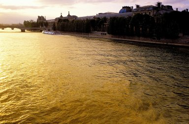 Paris: Topographic Views of the Seine