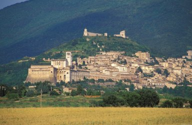 Assisi: Topographic Views