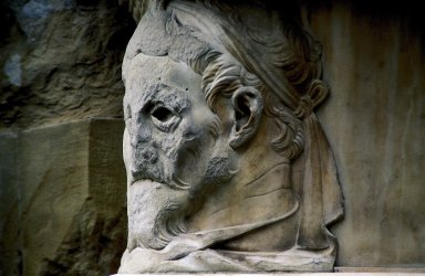 Orsanmichele: Niche of Incredulity of Saint Thomas