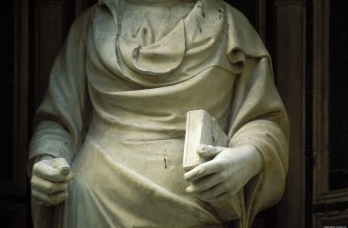 Orsanmichele: Niche of Saint James