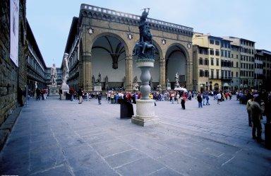 Piazza della Signoria: Topographic Views