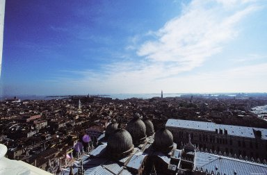 Venice: Aerial Topographic Views