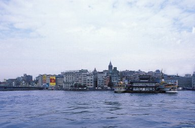 Istanbul: Topographic Views