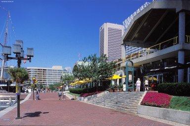 Baltimore Inner Harbor Redevelopment