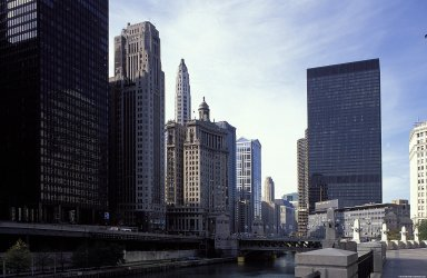 Chicago: Topographic Views of the Chicago River