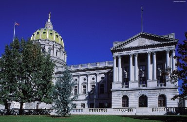 Pennsylvania State Capitol Building