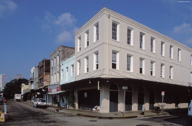 New Orleans Market Area: Topographic Views