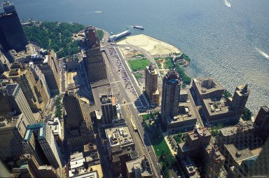 New York: Financial District, Topographic Views