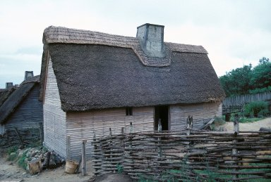 Plimoth Plantation: Topographic Views