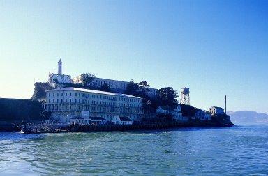 Alcatraz Island: Topographic Views