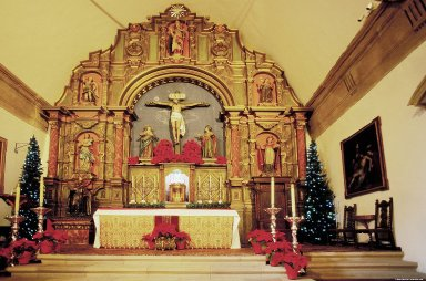 Mission San Carlos Borromeo de Carmelo