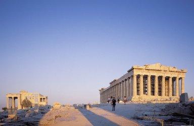Athens Acropolis: Parthenon