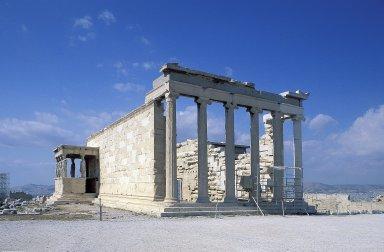 Athens Acropolis: Erechtheion