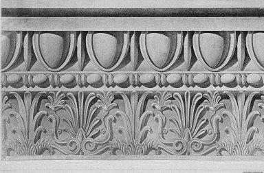 Fragments d'Architecture Antique