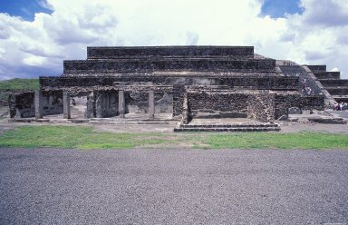 Teotihuacan: Plaza of the Moon