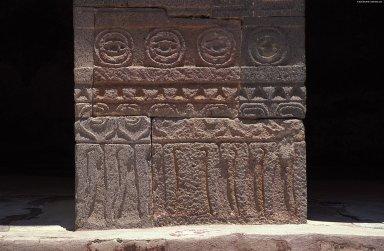 Teotihuacan: Plaza of Quetzalpapalotl