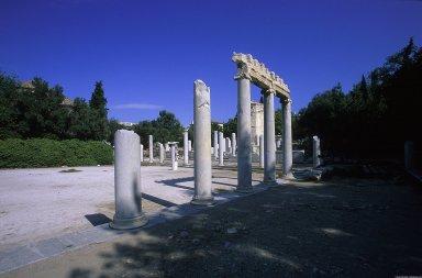 Athens: Roman Forum