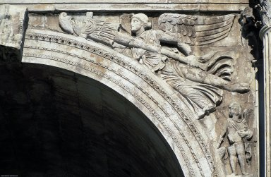 Arch of Constantine: Constantinian Reliefs