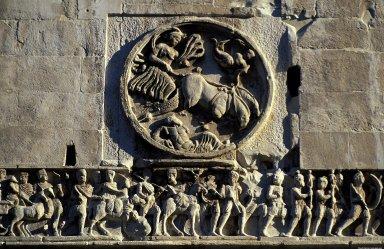 Arch of Constantine: Constantinian Reliefs