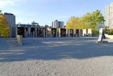 Canadian Centre for Architecture Sculpture Garden