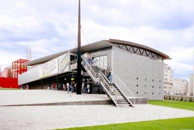 Parc de la Villette; Porte de la Villette