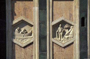 Florence Campanile: Pisano Reliefs