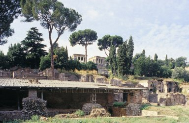 Farnese Garden and Pavilions