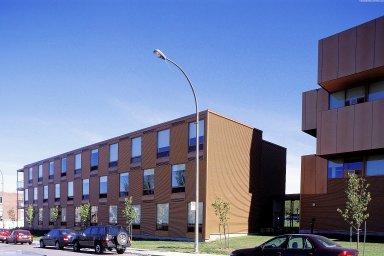 Cirque du Soleil Campus: Dormitory