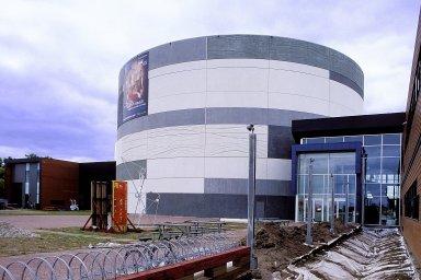 Cirque du Soleil Campus: Presentation Centre