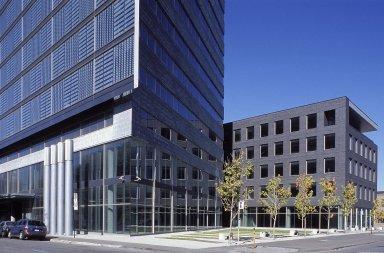 Ville de Montr¿al Administration Building
