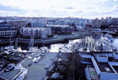 Granville Island: Topographic Views