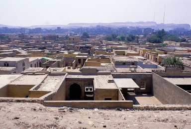 Cairo: City of the Dead; Topographic Views