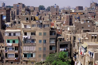 Cairo: Apartments and Streets; Topographic Views
