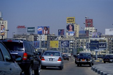 Egypt: Roadside Scenes; Topographic Views
