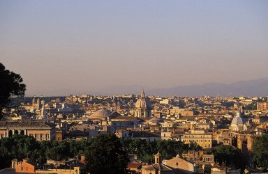 Rome: Topographic Views of the City