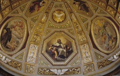 Sant'Agostino; Interior Chapels