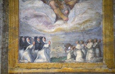 Monastery complex of Santi Quattro Coronati