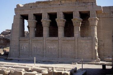 Dendara Complex; Roman Mammisi