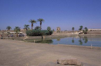 Precinct of Amun-Re, Sacred Lake