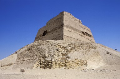 Pyramid at Meidum